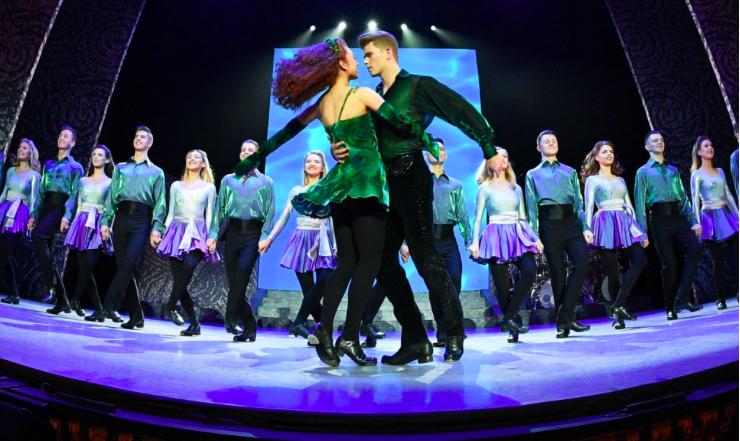 Riverdance – kun kansantanssi nousi listojen kärkeen